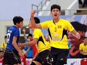 Khanh Hoa ranks 4th in Asian volleyball champs
