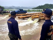 Thailand faces extensive floods due to heavy rain