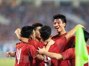 Vietnam wins U23 International Football Championship