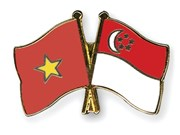 Vietnamese leaders congratulate Singapore on National Day