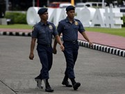 Philippines: two terrorists transporting bomb gunned down