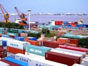 Hanoi's export value up 29.2 percent in seven months