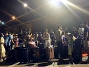 Thailand evacuates tourists off Phuket island