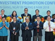 Tien Giang praised for unity in investment climate improvement