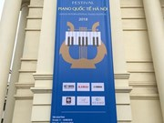 Hanoi International Piano Festival begins