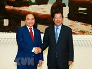 PM Hun Sen: Cambodia treasures ties with Vietnam