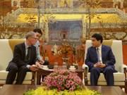 Hanoi pledges to help German Embassy organise cultural festival