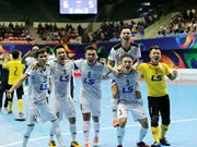 Vietnam win ticket for AFC Futsal Club final