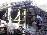 Indonesia's quake: economic losses estimated at over 340 million USD