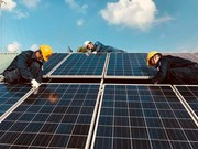 Households sell solar power to grid in HCM City