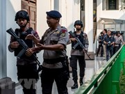 Indonesian police arrest IS-linked terrorists