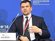 Head of Russia-Vietnam intergovernmental committee announced