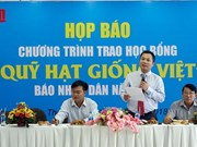 Scholarships to be presented to poor Mekong Delta students