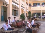 Soc Trang province upgrades schools in Khmer communities