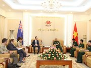 Vietnam-Australia defence consultation expected to boost cooperation
