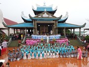 La Vang Pilgrimage Festival held in Quang Tri province