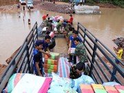 MRC welcomes Laos' decision following dam break