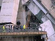 Condolences extended to Italy over Genoa bridge collapse