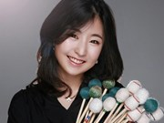 Korean percussionist to perform in HCM City