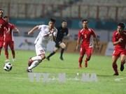 ASIAD 2018: Vietnam beats Nepal 2-0, qualifying for next round
