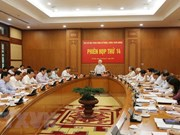 Fighting corruption an arduous, long-term work: Party leader