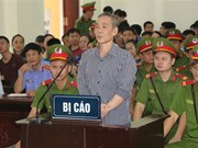 Man in Nghe An gets 20 years in jail for overthrow attempt
