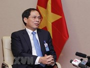 Diplomatic sector to focus on serving development: Deputy Minister