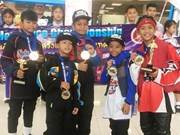 Thai primary students win US World Hip Hop Dance Champs