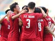Japanese media praise Vietnam's football squad