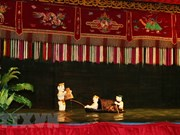 Vietnam Puppetry Festival opens in Ho Chi Minh City