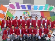 Vietnamese athletes ready for ASIAD 2018 competitions