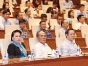 Top legislator attends talk on late President Ton Duc Thang