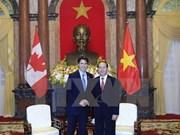 Congratulations on 45th anniversary of Vietnam-Canada ties
