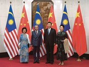China vows to maintain friendly ties with Malaysia