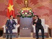 Vietnam, Japan boost parliamentary friendship