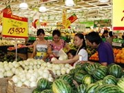 Hanoi's CPI increases 0.77 percent in July