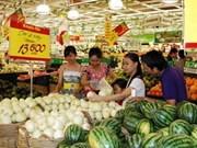 Hanoi CPI increases by 0.77 percent in September