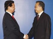 Vietnam, China step up strategic partnership