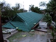 Storm kills at least 19 in single province
