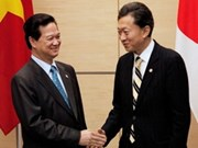 Vietnam, Japan to boost relations within Mekong framework