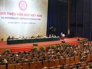 Vietnam promotes literature to world