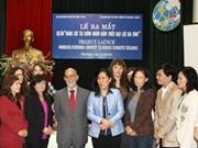Spain helps raise awareness on domestic violence