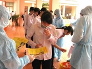 No more A/H1N1 outbreaks in Vietnam