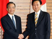 China, Japan to set up hotline between premiers