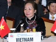 Vietnam vows contributions to CICA