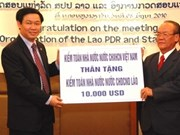 Vietnam ready to help Laos train auditors