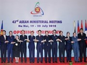 ASEAN foreign ministers agree on major issues