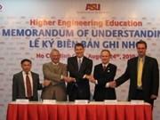 US helps Vietnam in technical tertiary training