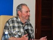 Fidel Castro introduces second memoir
