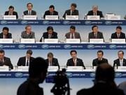 APEC ministers seek to broaden free trade area